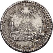 Medal - 200th anniversary of the Reformation (Esslingen) – obverse