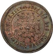 Medal - Hommage to the new emperor Joseph I. (Esslingen) – obverse