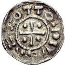 1 Denar - Otto I. von Schwaben – obverse