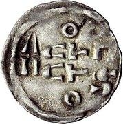 1 Denar - Otto I. von Schwaben – reverse