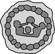 1 Hohlpfennig (Reval) – reverse