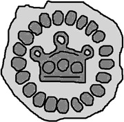 1 Hohlpfennig - Anonymous (Reval) – reverse