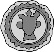 1 Hohlpfennig (Reval) -  reverse