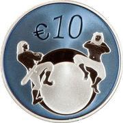 10 Euro (Future) – reverse