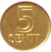 5 Senti (Trial Strike) – reverse