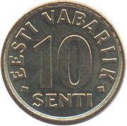 10 Senti -  reverse