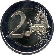 2 Euro (Paul Keres) -  reverse