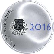 10 Euro (Jaan Poska) -  obverse