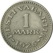 1 Mark – reverse