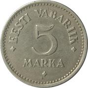 5 Marka – reverse