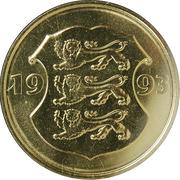5 Krooni (Independence) -  obverse