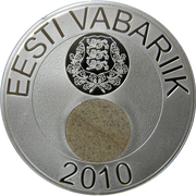 50 Krooni (Estonian Nature) – obverse