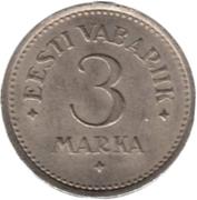 3 Marka – reverse