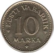 10 Marka – reverse