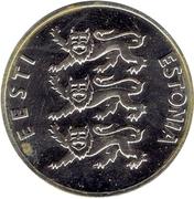 100 Krooni (Monetary Reform) – obverse