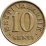 10 Senti – reverse