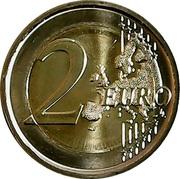 2 Euro (Discovery of Antarctica) -  reverse