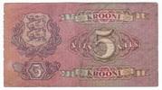 5 Krooni – reverse