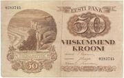 50 Krooni -  obverse