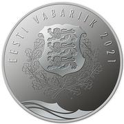 8 Euro (Hanseatic Parnu) – obverse