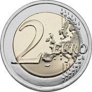 2 Euro (Finno-Ugric peoples) – reverse