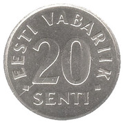 20 Senti -  reverse