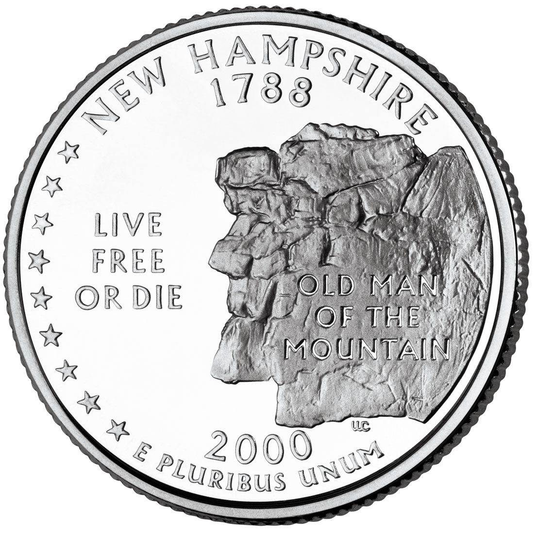188 Dollar Quot Washington Quarter Quot New Hampshire United