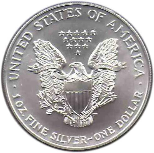 2000 Silver Eagle Dollar Value American Eagle Silver Dollar