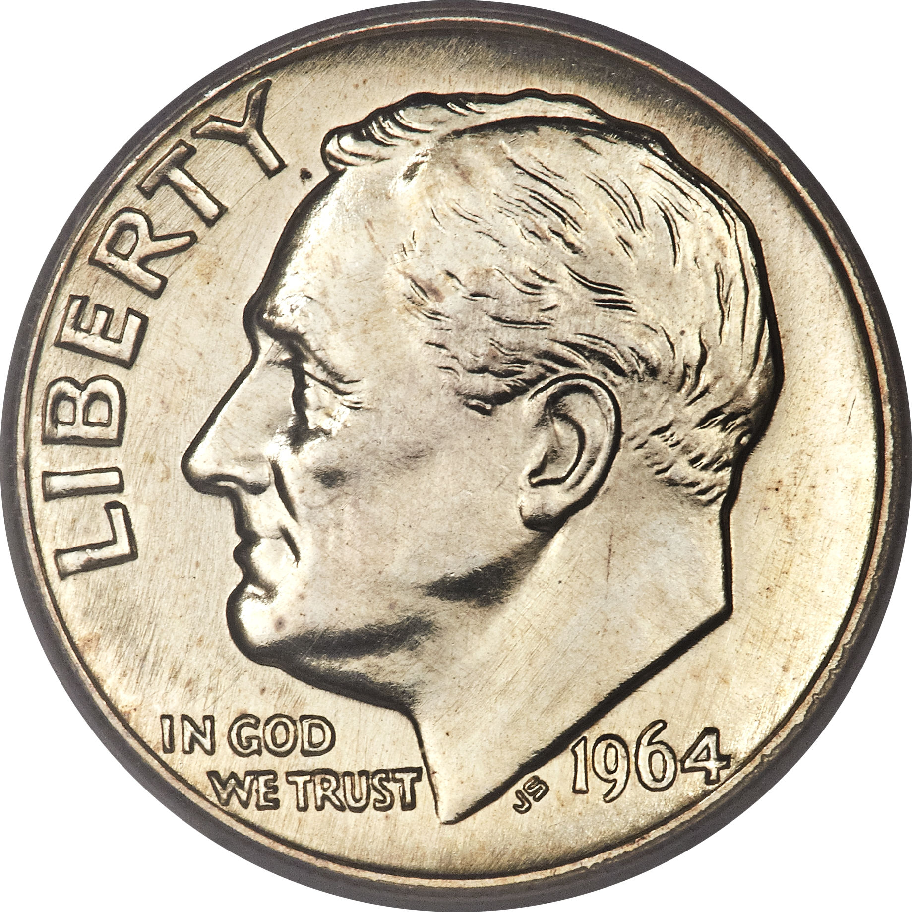 "Dime ""Roosevelt Silver Dime"" - United States – Numista"
