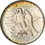 ½ Dollar (Texas Independence) -  obverse