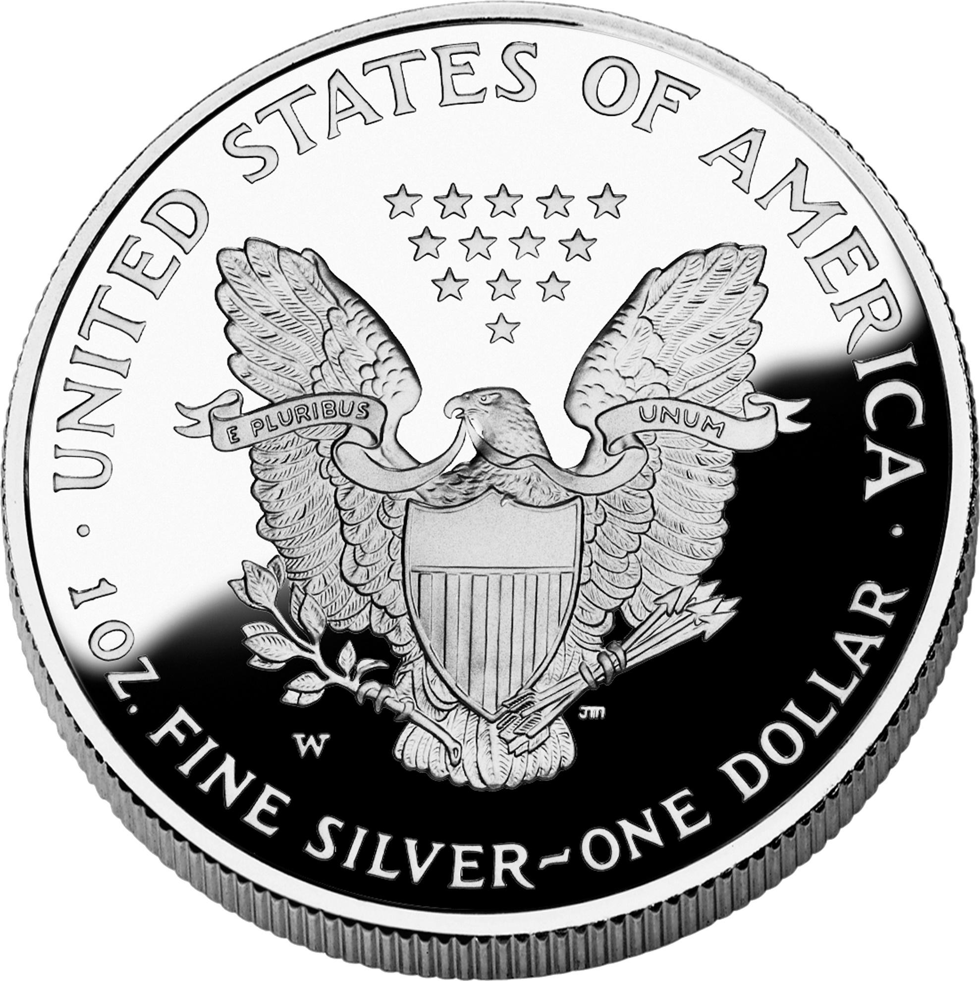 American Eagle Silver Dollar 1992 Value American Eagle