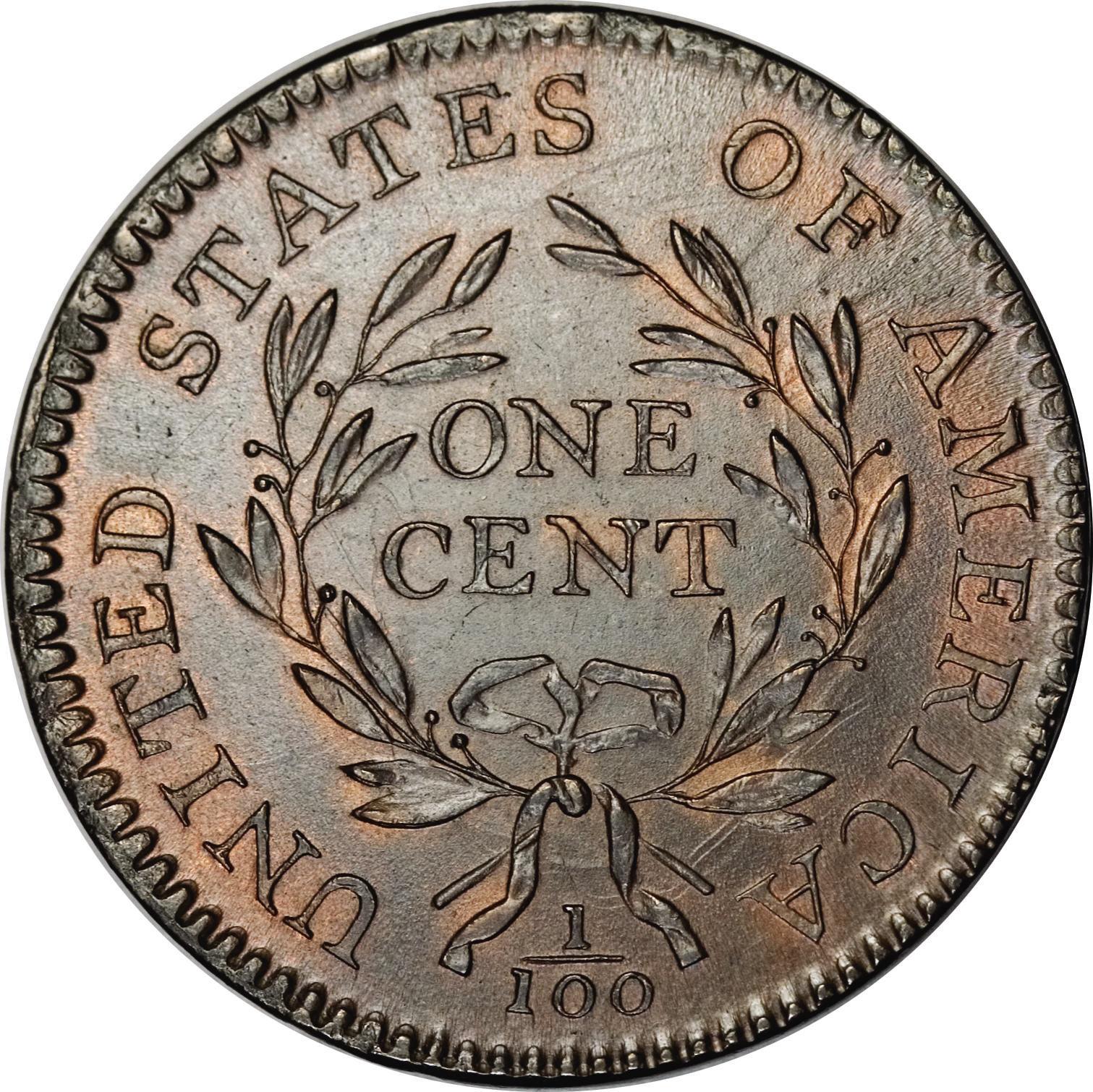 1 Cent Liberty Cap