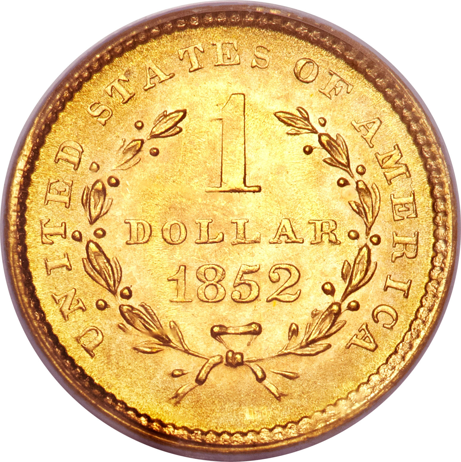 1 Dollar Liberty Head Type