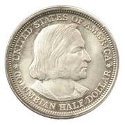 ½ Dollar (Columbian Exposition) -  obverse