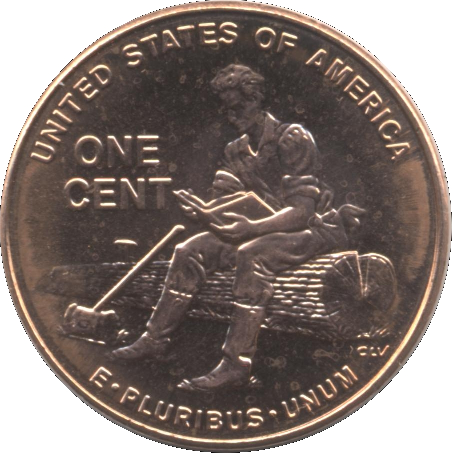 1 Cent Quot Lincoln Cent Quot Formative Years United States