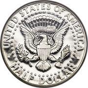 """½ Dollar """"Kennedy Half Dollar"""" (40% Silver) -  obverse"""