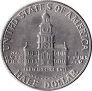 "½ Dollar ""Kennedy Half Dollar"" (Bicentennial) -  reverse"