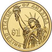 1 Dollar (Richard M. Nixon) -  reverse