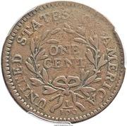 "1 Cent ""1795 Liberty Cap"" (Pattern) – reverse"