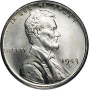 "1 Cent ""Steel Cent"" -  obverse"