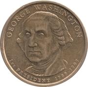 1 Dollar (George Washington) -  obverse