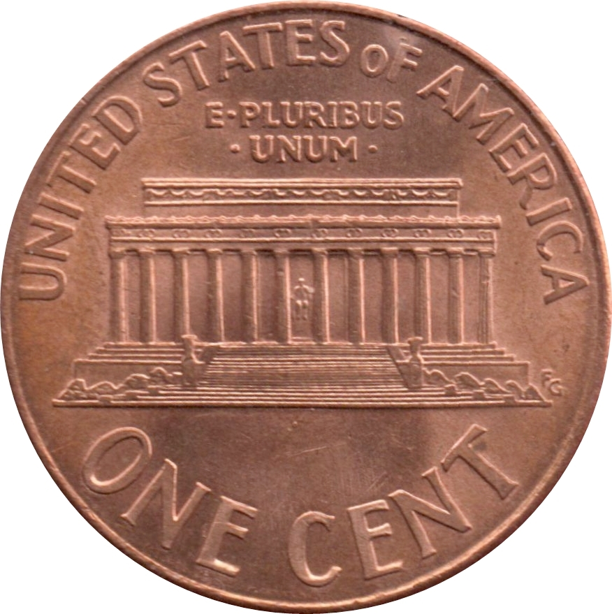 1996 S Proof Lincoln Cent