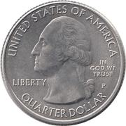 "¼ Dollar ""Washington Quarter"" (Missouri) -  obverse"