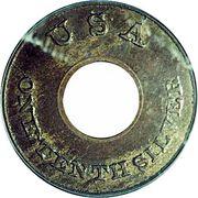 "1 Cent ""1850"" (Pattern) – obverse"