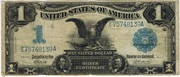 1 Dollar (Silver Certificate; Series of 1899) – obverse