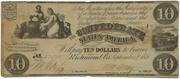 Type 28 - 10S - Troisième émission du 19 août 1861 – obverse
