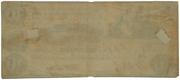 Type 28 - 10S - Troisième émission du 19 août 1861 – reverse