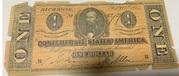 1 Dollar (Serie 1864) – obverse