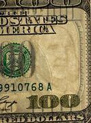 100 Dollars (Federal Reserve Note; large portrait) -  obverse