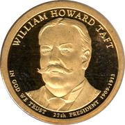 1 Dollar (William Howard Taft) -  obverse